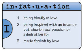 What Does The Word Infatuation Mean