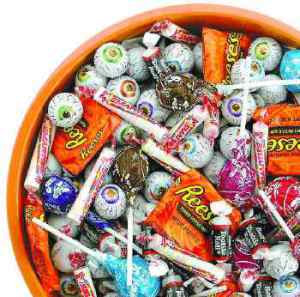 Halloween Candy uses