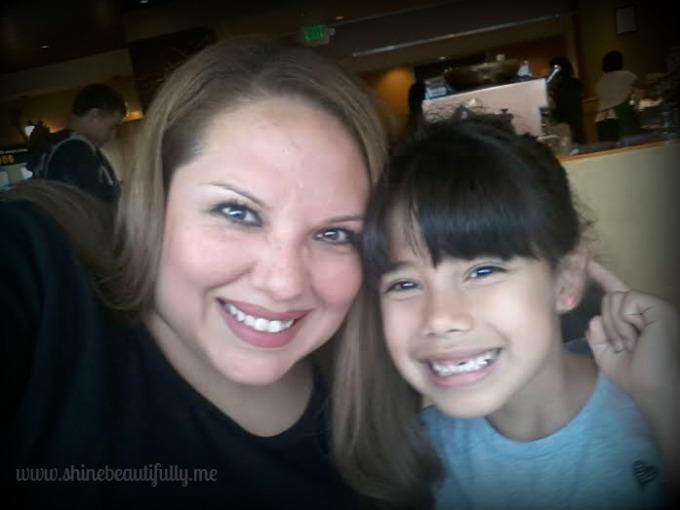 Step Mom & Step Daughter Selfie